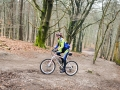 Mountainbikeroute Leersum