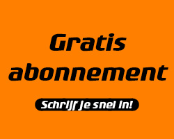 Banner gratis abonnement