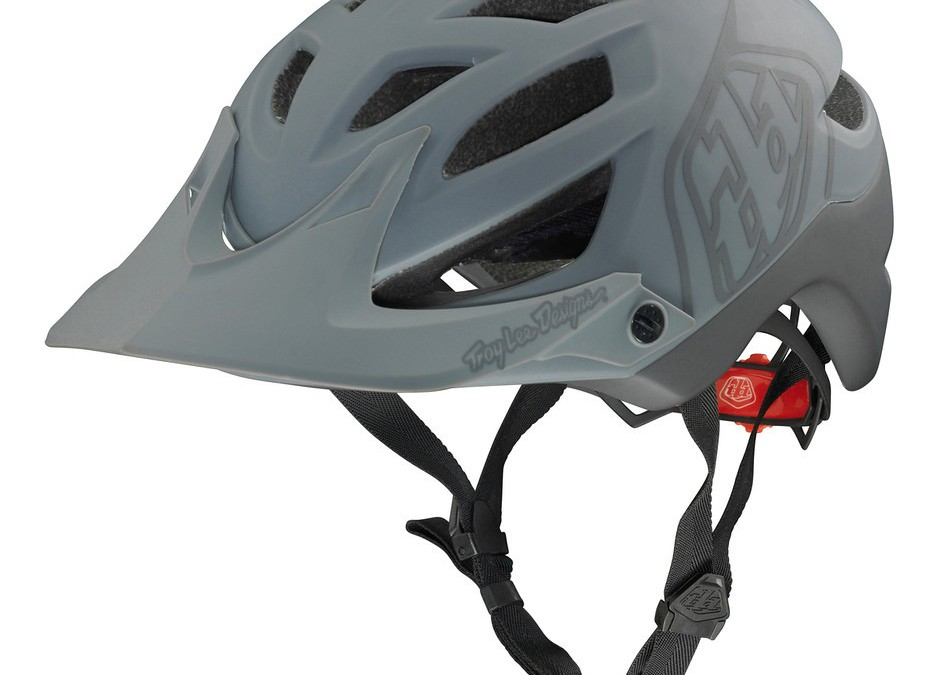 Nieuwe helm: Troy Lee Design A1