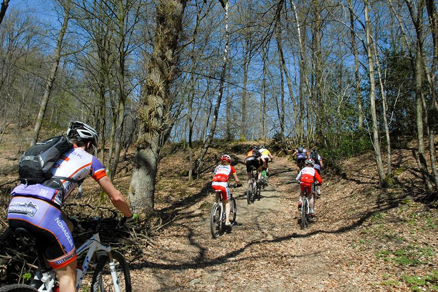 Nieuwe (ultra)biketochten bij Solosride.be