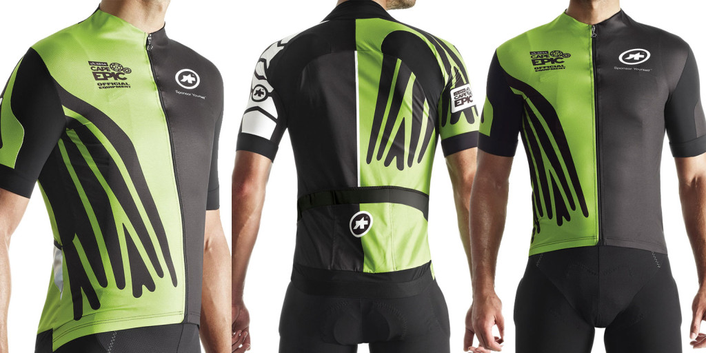 Assos Cape Epic-shirt