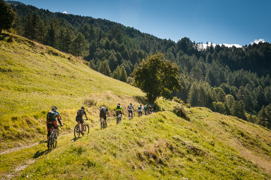 Bikefreak-magazine lezersreis in Zwitserland