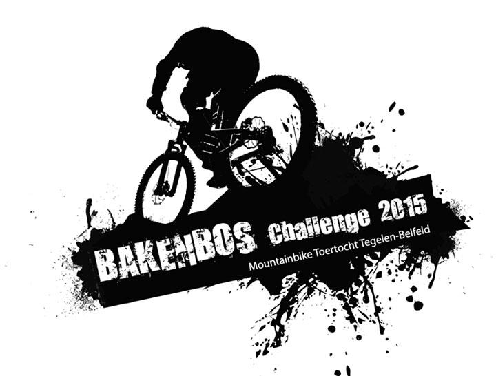 Eerste Bakenbos Challenge in Tegelen-Venlo