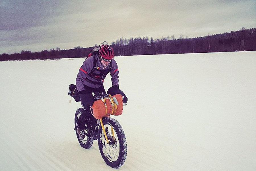 Elias van Hoeydonck (Sandman) wint Roavve300 Polar Ultra in Finland, maar verliest tenen!