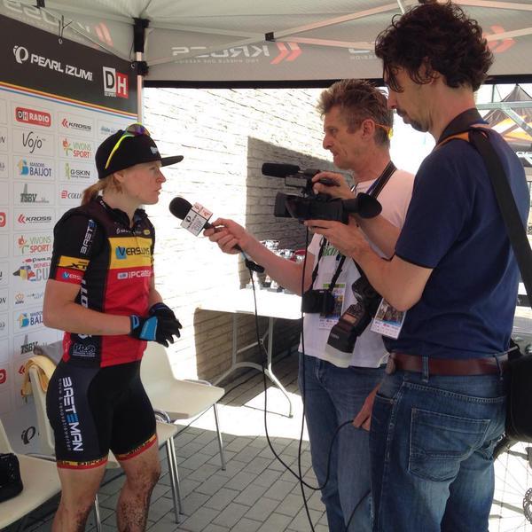 Githa Michiels wint in UCI race Erezée