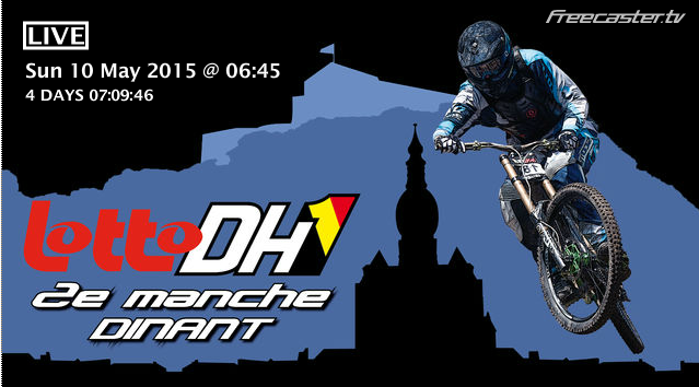 Lotto-DH1 Dinant live stream