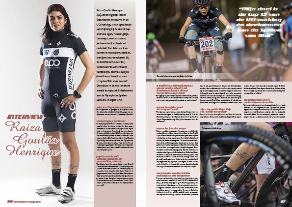 Interview Raiza Goulão Henrique