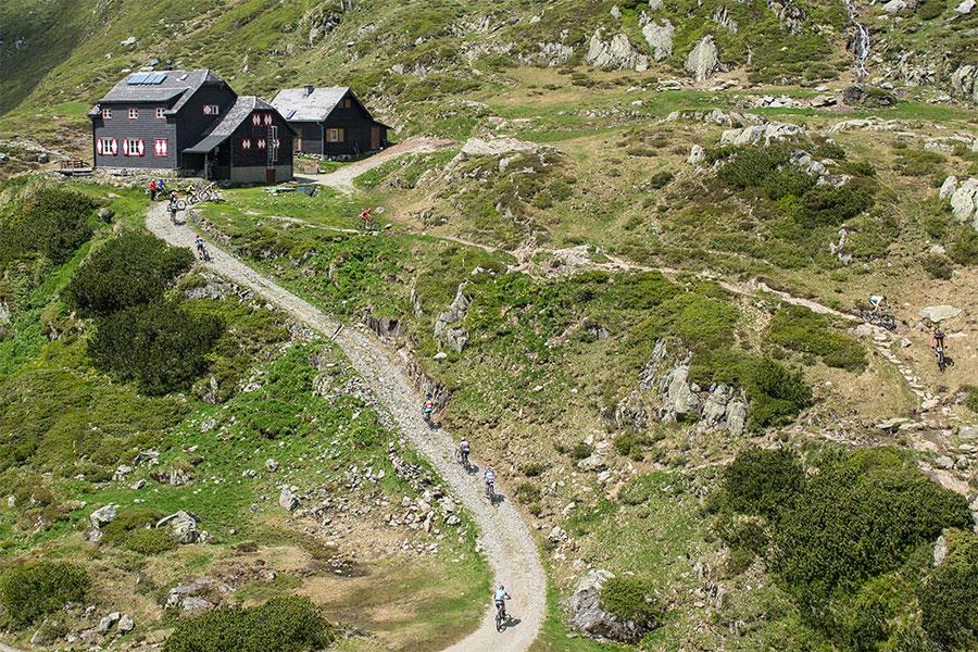 Alpentour – rit 2
