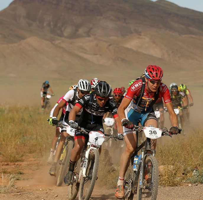 KMC-Mitsubishi-Koga succesvol in Marokkaanse Titan Desert