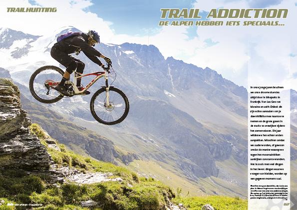 Trailhunting: Trail Addiction