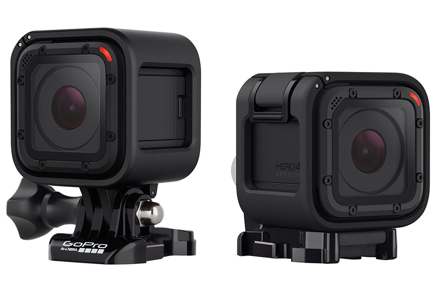 GoPro HERO4 Session-actiecamera: de kleinste GoPro ooit