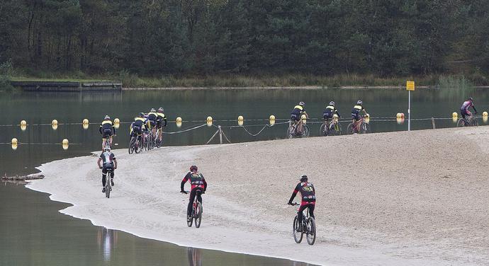 MTB Race 6 uur van 't Zand (Alphen N.Br)