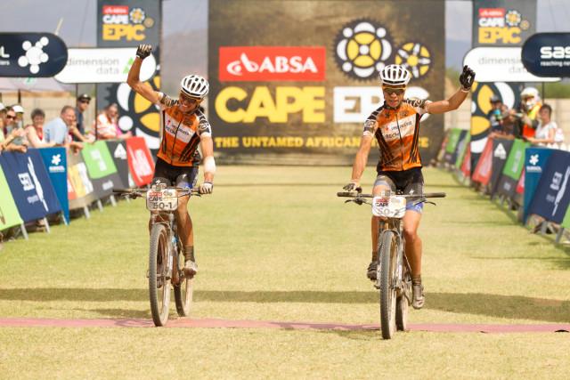 Absa Cape Epic: reglementswijziging voor damesteams