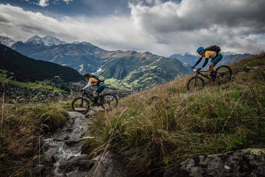 Perskindol Swiss Epic – verslag rit 1