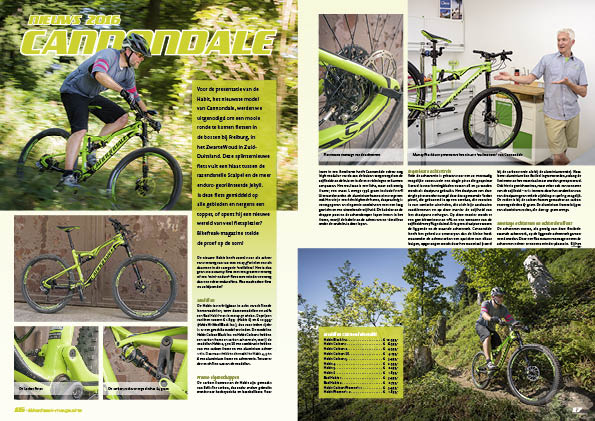 Nieuws 2016 – Cannondale
