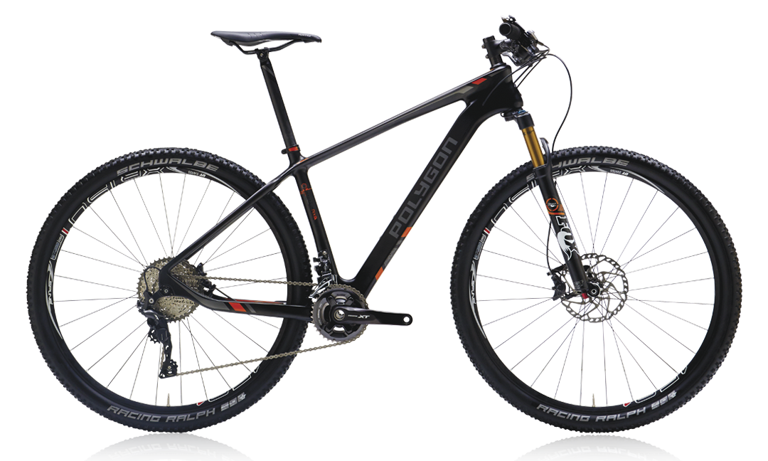 Nieuwe Polygon-modellen gepresenteerd tijdens Bike MOTION