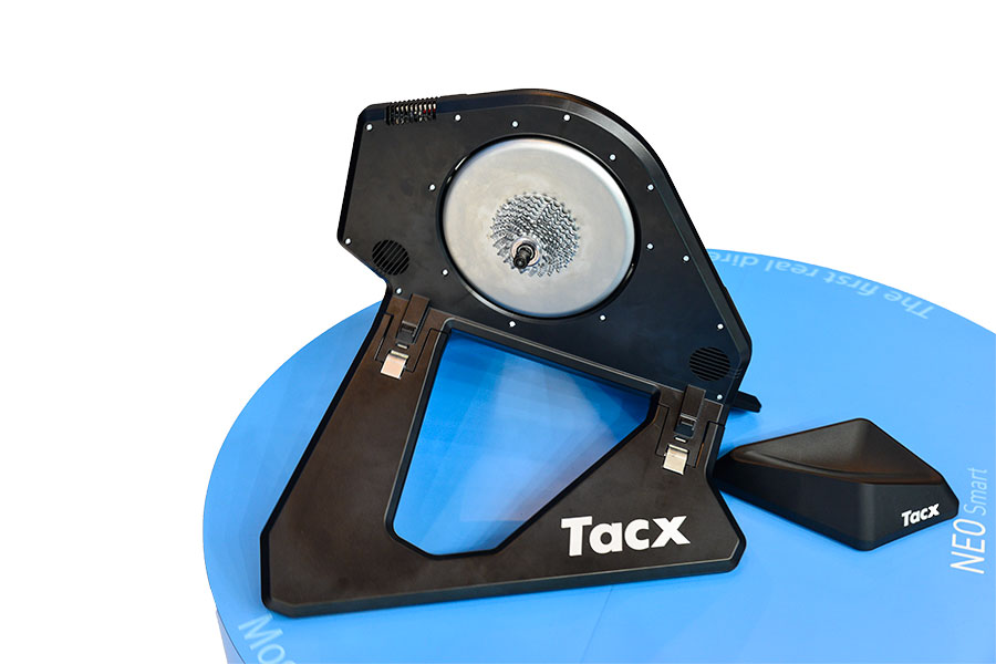 Tacx Neo Smart: de eerste echte direct drive-indoor trainer
