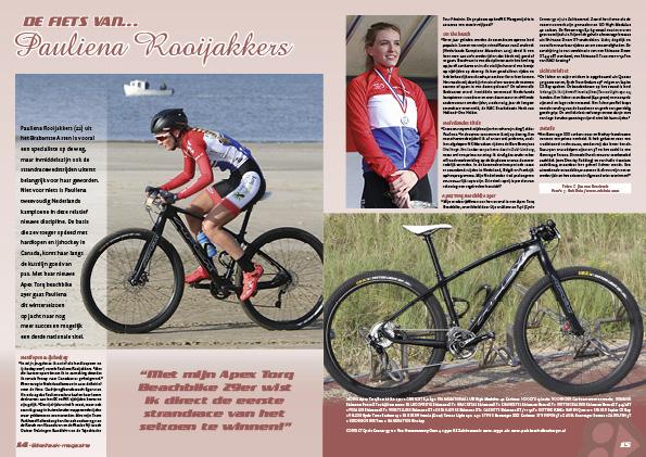 De fiets van… Pauliena Rooijakkers