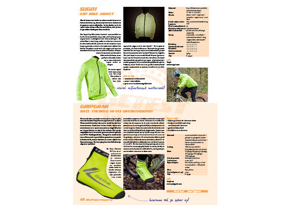 Gripgrab Race Thermo Hi-Vis-overschoenen
