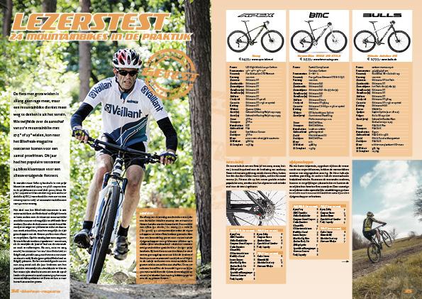 Lezerstest – 24 mountainbikes in de praktijk