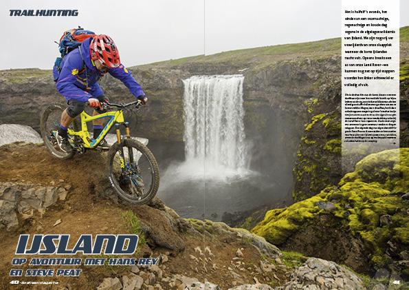 IJsland – op avontuur met Hans Rey en Steve Peat