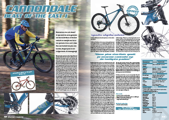 Test Cannondale Beast of the East 1