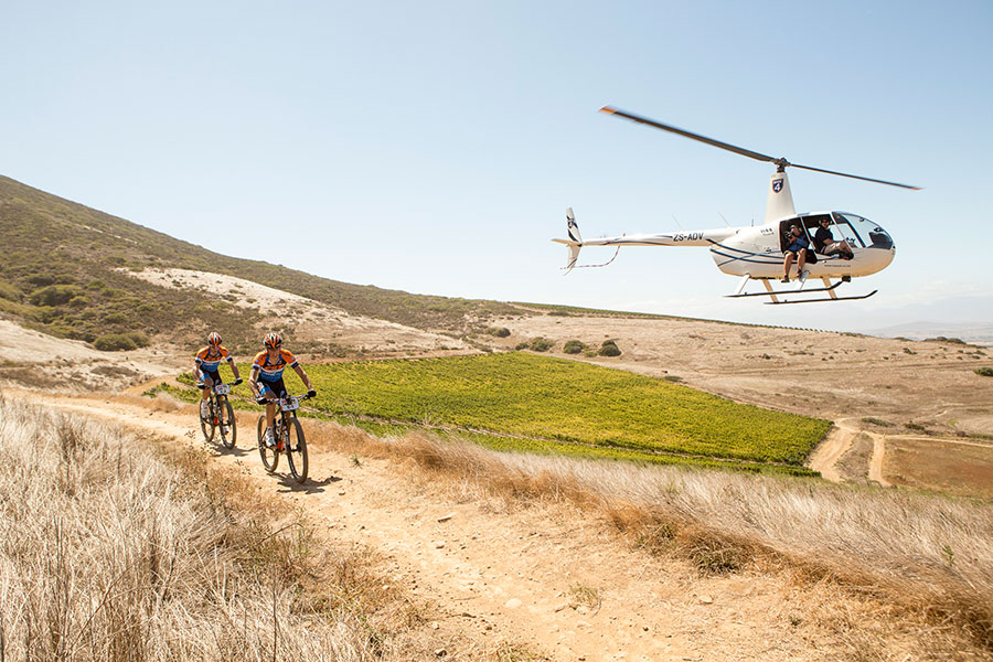 Absa Cape Epic 2016 Prologue - Meerendal