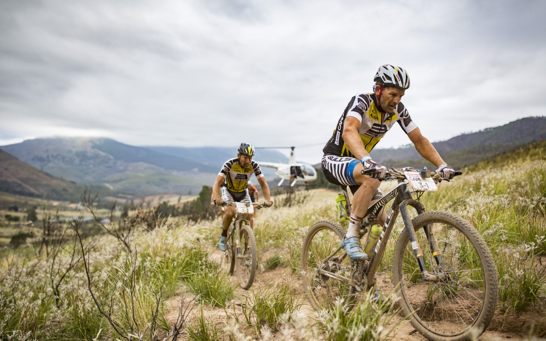 Absa Cape Epic – stage 4