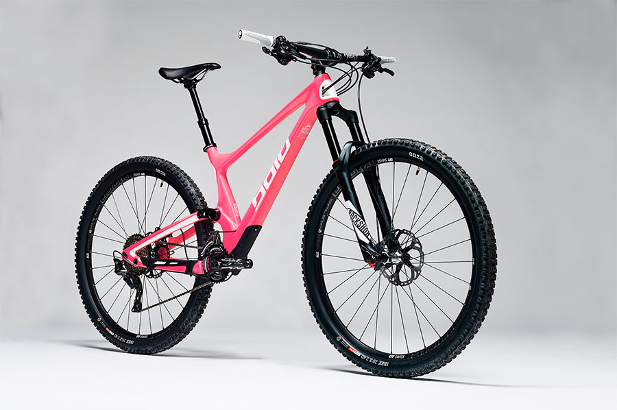 Bold Cycles Linkin Trail WBC Edition