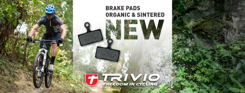 Trivio brake pads