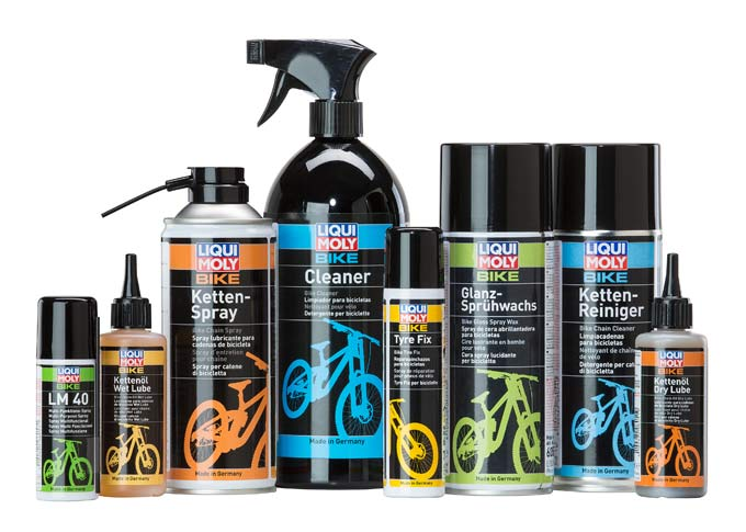 Liqui Moly Bike Care & Service Line