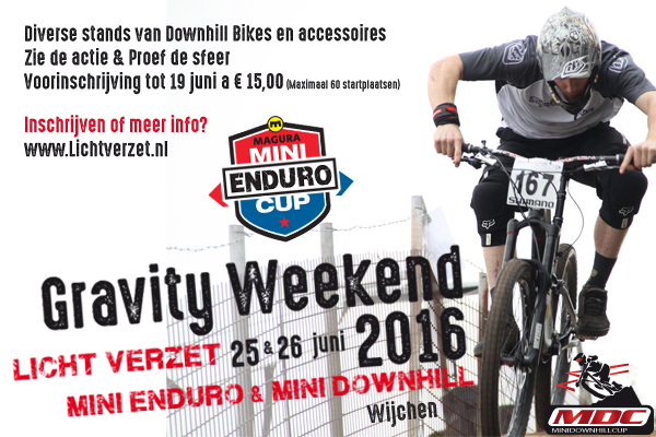 Gravity Weekend Wijchen