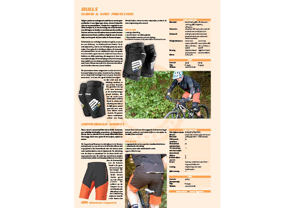 Bulls Elbow & Knee Protector – Copperhead Shorts