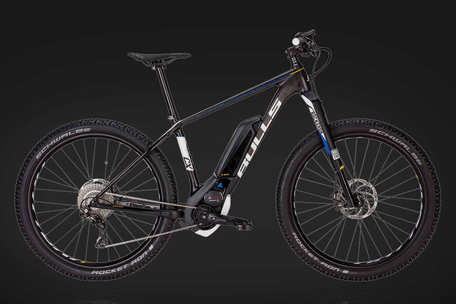 Bulls Black Adder Team E SL – een nieuwe e-MTB met carbon frame