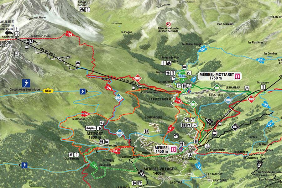 Mountainbike-gebied Méribel (F) zet in op enduro!