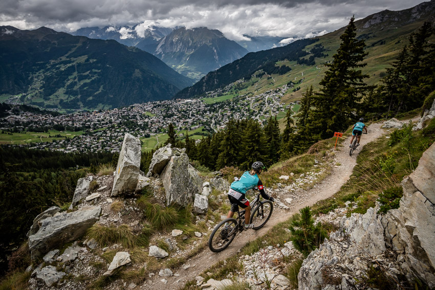 Perskindol Swiss Epic – rit 3: Leukerbad naar Verbier