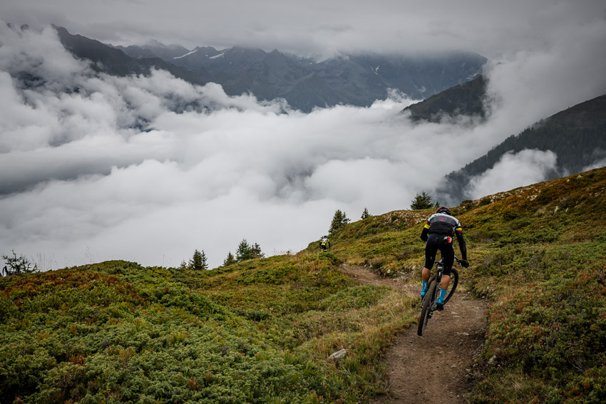 Perskindol Swiss Epic rit 4: Verbier – Verbier