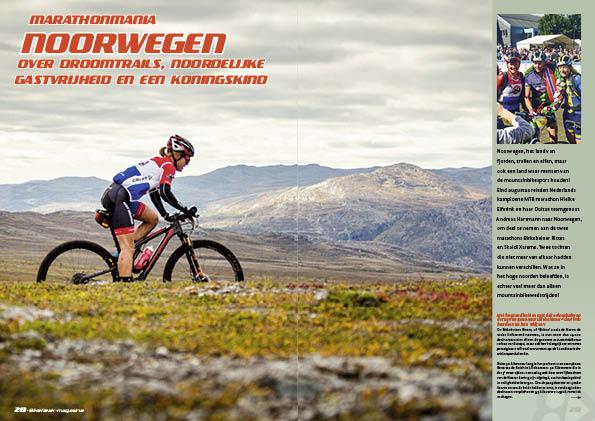 Marathonmania Noorwegen