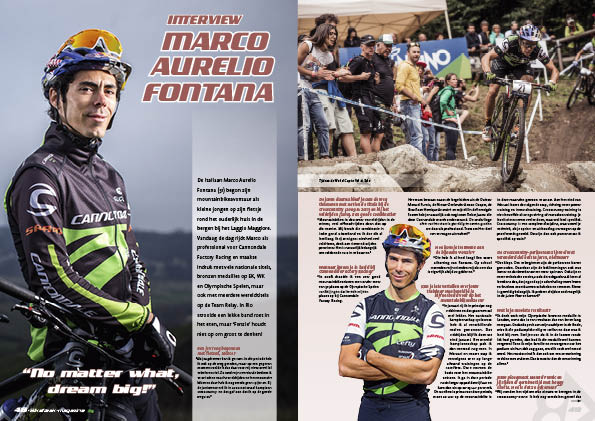 Interview Marco Aurelio Fontana