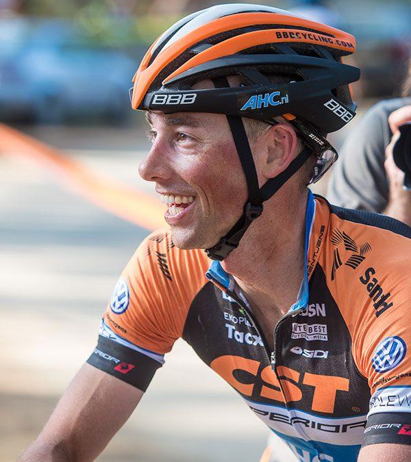 Laatste mountainbikewedstrijd Rudi van Houts?