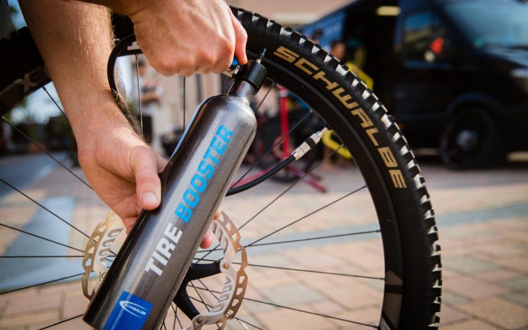 Schwalbe Tire Booster voor een gemakkelijke Tubeless montage