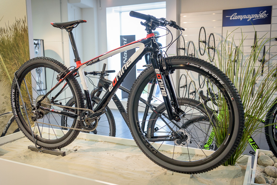 Ednine LHD – de mountainbike 'goes Dutch'
