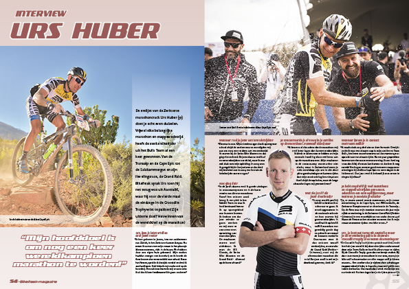 Interview Urs Huber