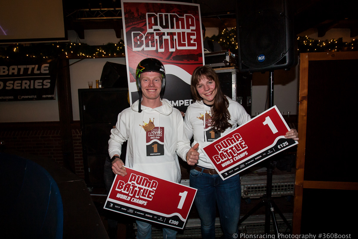 pump battle world championships