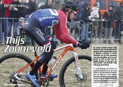 De fiets van… Thijs Zonneveld