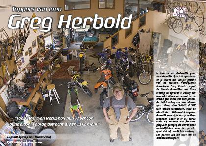 Toppers van toen – Greg Herbold
