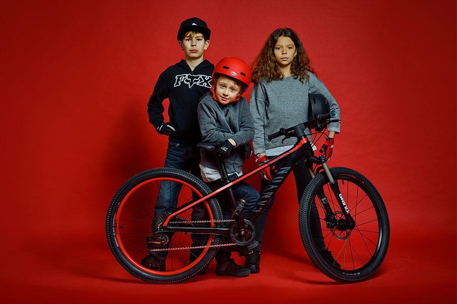 Canyon stelt zijn eerste kids' bikes serie voor