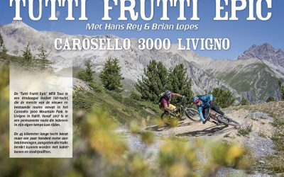 Tutti Frutti Epic met Hans Rey & Brian Lopes