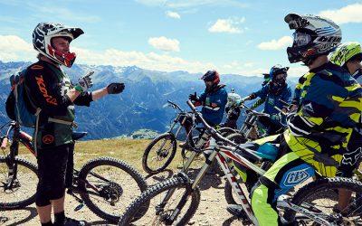 De jeugd is de toekomst in Bikepark Serfaus-Fiss-Ladis (A)