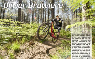 De fiets van… Olivier Bruwiere